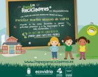 """""""Los Peque Recicladores"""": nuevo reto de los escolares de Primaria de Majadahonda"""