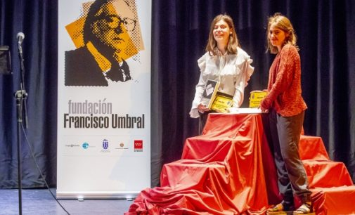De Foxá y España Suárez entregan los Premios de Columnismo Francisco Umbral a jóvenes de Majadahonda