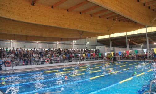 Majadahonda: Más de un centenar de nadadores se dieron cita en la final de la IX Liga de Natación Escolar