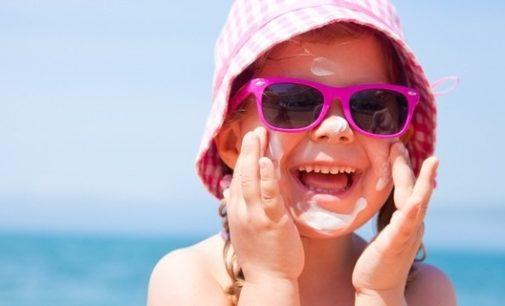 Consejos para proteger a los más pequeños del sol en plena ola de calor