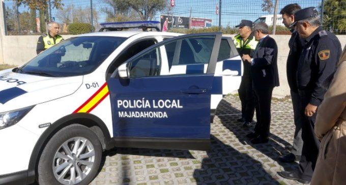 Majadahonda: El Consistorio comienza la renovación de la flota de vehículos de la Policía Local
