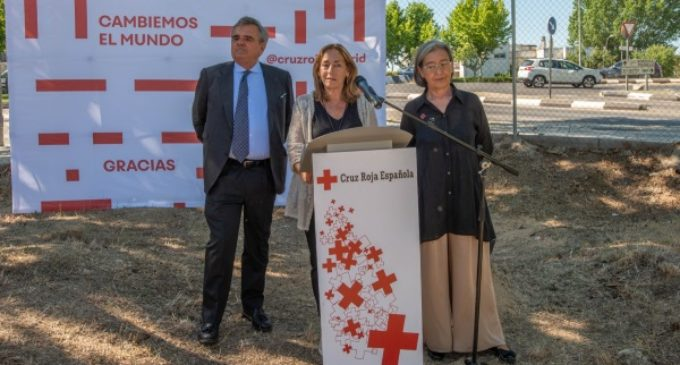 La Asamblea Cruz Roja Majadahonda-Las Rozas tendrá una nueva sede en el municipio