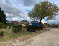 Majadahonda: El Ayuntamiento comienza la ampliación de la Rosaleda de las Víctimas del Terrorismo