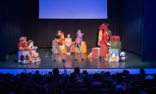 Majadahonda: El Ayuntamiento programa teatro para escolares como herramienta de interés pedagógico