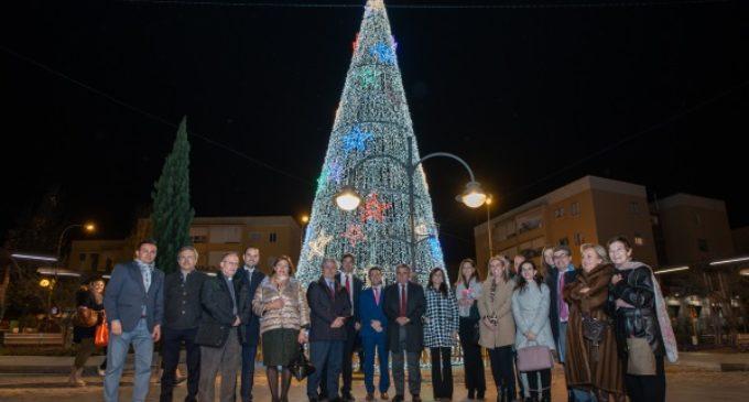"""Majadahonda ilumina sus calles y celebra la concesión el Premio """"Ciudad Europea de la Navidad"""""""
