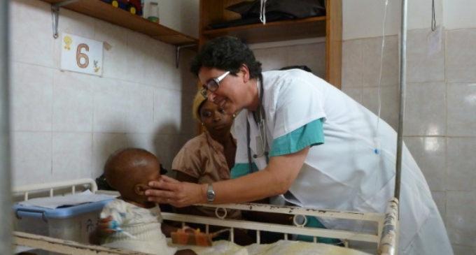 Cristina Antolín: el coronavirus en África podría ser catastrófico