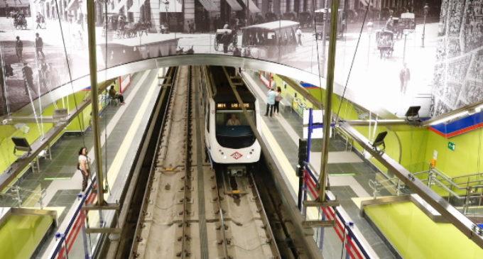Madrid mantiene operativo el servicio de Metro esta noche por cuarta jornada consecutiva