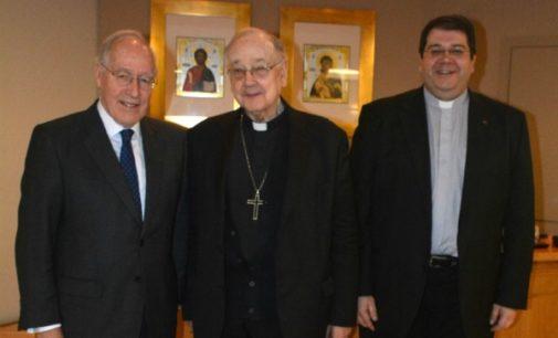 Manuel Pizarro aconseja a los religiosos ecónomos «no hacer nunca nada que no se pueda contar y explicar»