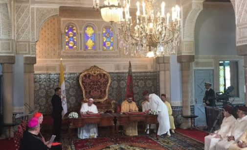 Marruecos: Llamamiento del Papa y del Rey Mohammed VI por la paz en Jerusalén