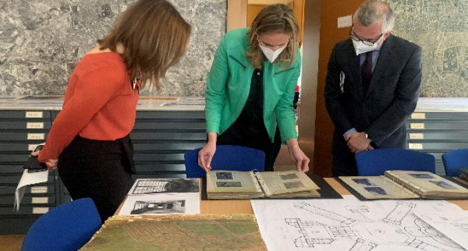 El Centro de Documentación de Medio Ambiente de Madrid dispone del mayor archivo audiovisual sobre la borrasca Filomena
