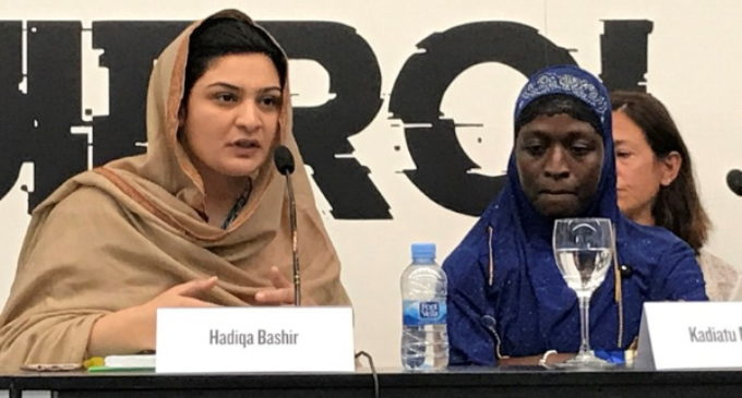 Hadiqa Bashir: «Cuando mi mejor amiga, de 7 años, dijo que se casaba, nos pusimos muy contentas»