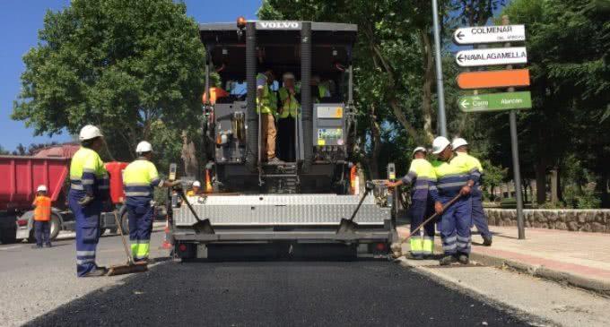 18,6 millones de euros de inversión, este verano, en mejorar la seguridad y el firme de las carreteras regionales