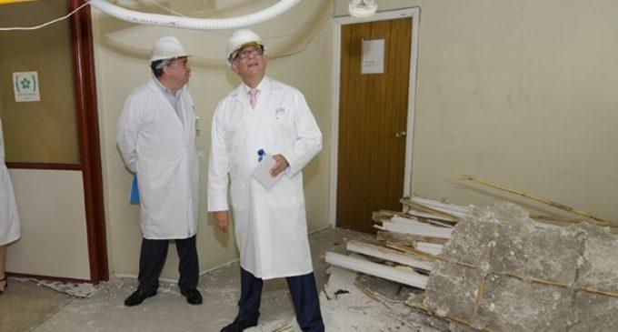 Durante el Verano, la Comunidad de Madrid invierte 10,5 millones para mejorar las infraestructuras de los hospitales
