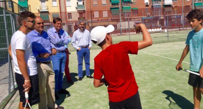 La Comunidad de Madrid destina 1,7 millones de euros a la mejora sus instalaciones deportivas