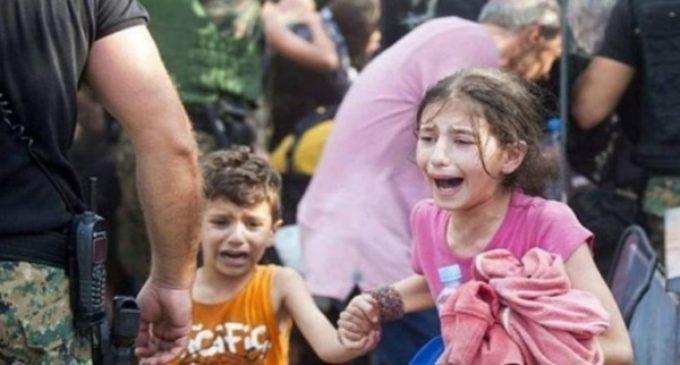 El 77% de los niños que emigran por el Mediterráneo sufre abusos
