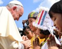 Mensaje del Papa a las Obras Misionales Pontificas