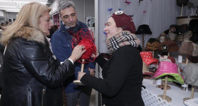 Cerca de 170 talleres participan en la edición de este año de la 'Feria Mercado de Artesanía'