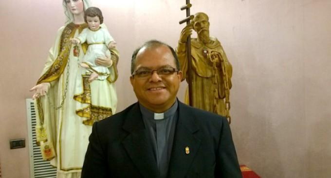 Los Mercedarios eligen como su nuevo maestro general  al sacerdote peruano Juan Carlos Saavedra