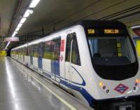 Metro de Madrid adelanta su horario de cierre a las 00.00 horas a partir del martes 24
