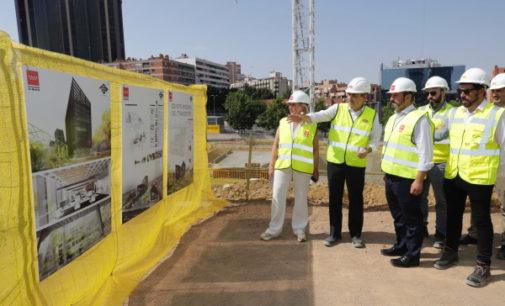Metro de Madrid estrenará sede en 2020 en un edificio ecológico que evocará su historia centenaria