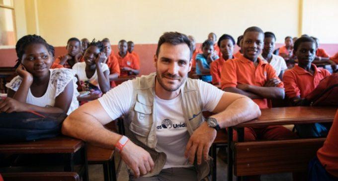 Saúl Craviotto, piragüista y embajador de Manos Unidas: «Mi familia es mi sustento»