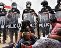Mons. Martínez sobre migrantes: Urge labor de diplomacia y diálogo entre países