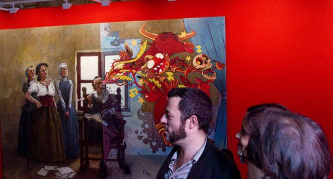 El Instituto Cervantes y la Comunidad de Madrid presentan la exposición 'Miguel EN Cervantes'
