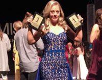 Mikayla, con síndrome de Down, ha brillado con luz propia en un concurso de belleza