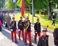"""Francisco a los militares: 'La paz es un don que hay que pedir a Dios"""""""