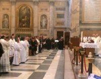 Obispos de Perú celebran en Roma y tienen un encuentro con la comunidad peruana