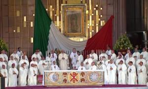 Misa en Guadalupe 1