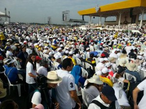 Misa en Guayaquil 2
