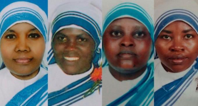 Misa en Kenia en recuerdo de las 4 misioneras de Madre Teresa asesinadas en Yemen