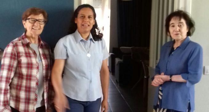 Monjas 24 horas para familias y madres en riesgo de exclusión