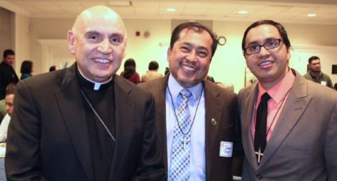 V Encuentro de pastoral hispana en Washington, DC y en Baltimore con el Obispo Dorsonville
