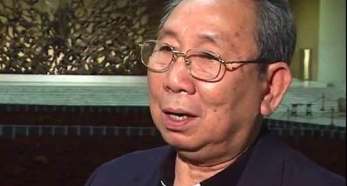 """Mons. Ling: """"La columna vertebral de la Iglesia es el sufrimiento de las comunidades perseguidas"""""""