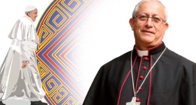 Viaje del Papa a Colombia: no es a una región sino a todo un país