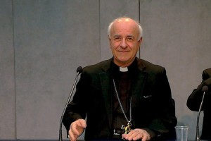 Monseñor Vincenzo Paglia