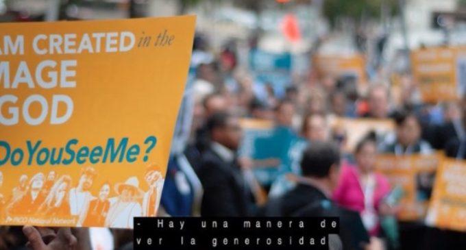 Texto del mensaje del papa Francisco a los Movimientos populares reunidos en California (EE.UU)