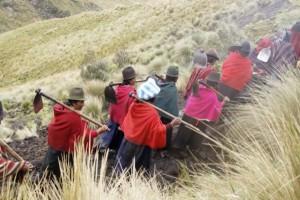 Mujer Manos Unidas Ecuador