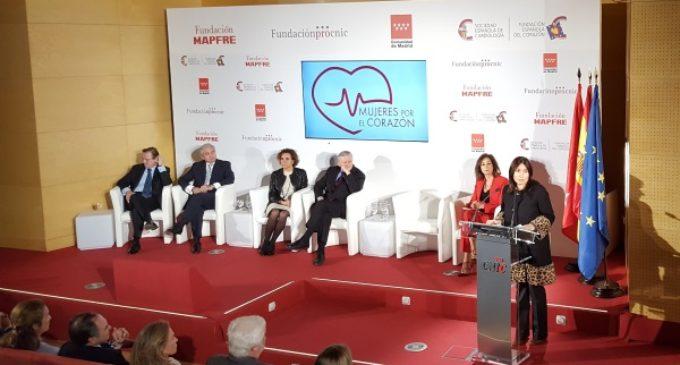 """Ana Rosa Quintana, Mónica Naranjo y Ruth Beitia, """"Mujeres por el Corazón"""" de la Comunidad"""