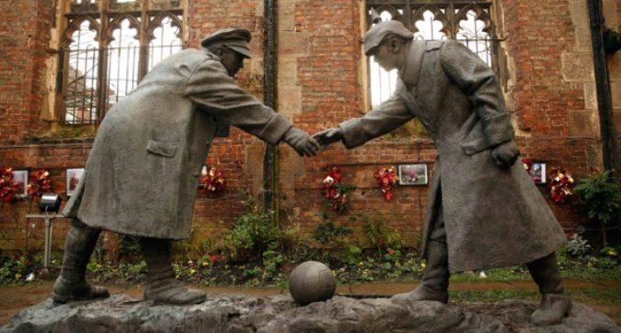 El mundial de fútbol que nació como instrumento de paz