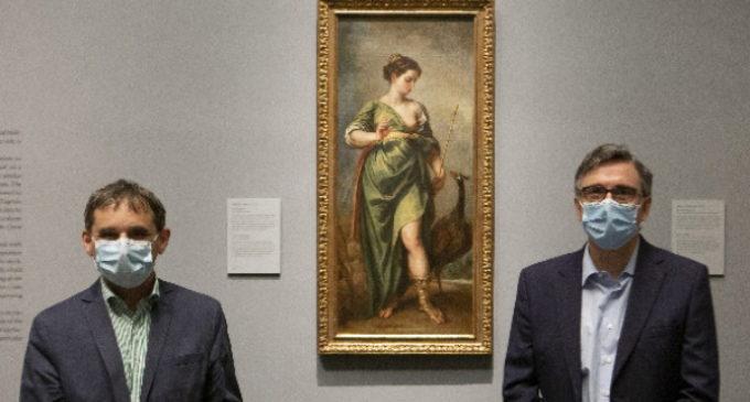 El Museo Nacional del Prado presenta su última adquisición: La diosa Juno de Alonso Cano