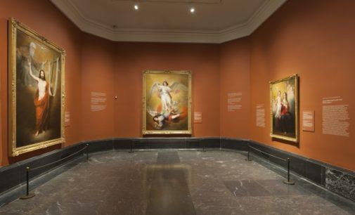 Museo Nacional del Prado: Exposición de Antonio María Esquivel (1806-1857), Pinturas religiosas, hasta el 20 de enero de 2019