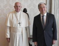 Naciones Unidas: António Guterres habla sobre la paz en tiempos de pandemia