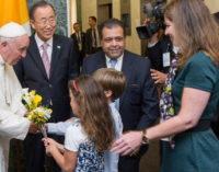 Naciones Unidas: El Papa se dirigirá a la Asamblea después del 22 de septiembre