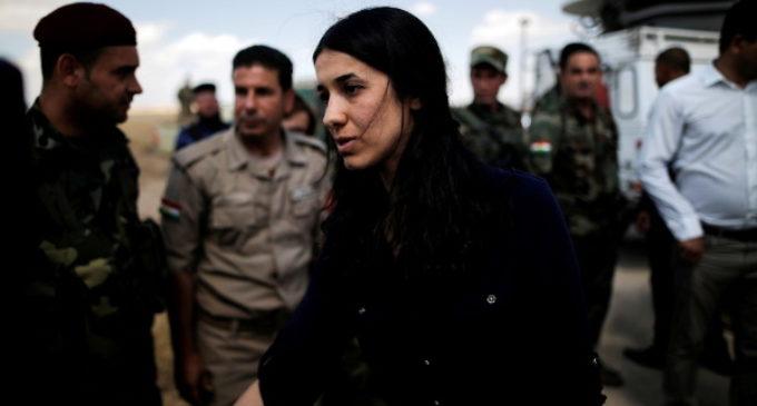 Nadia Murad: la esclava que sentará en el banquillo al ISIS