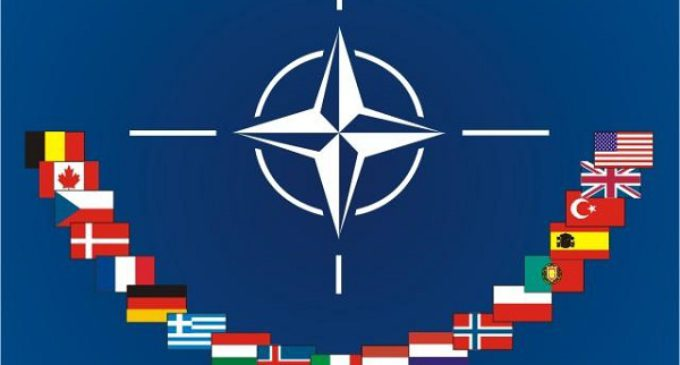 El Santo Padre recibe al secretario general de la OTAN