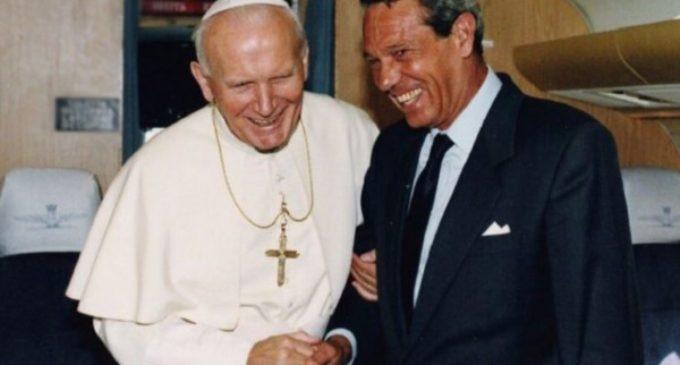 Entrevista a Joaquín Navarro-Valls poco antes de la beatificación de Juan Pablo II
