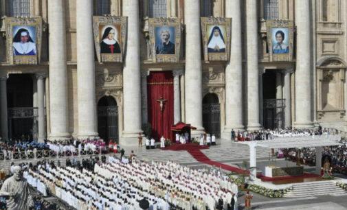 El Papa canoniza al cardenal Newman, maestro de «la santidad de lo cotidiano»